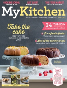 MyKitchen_April15 Cover