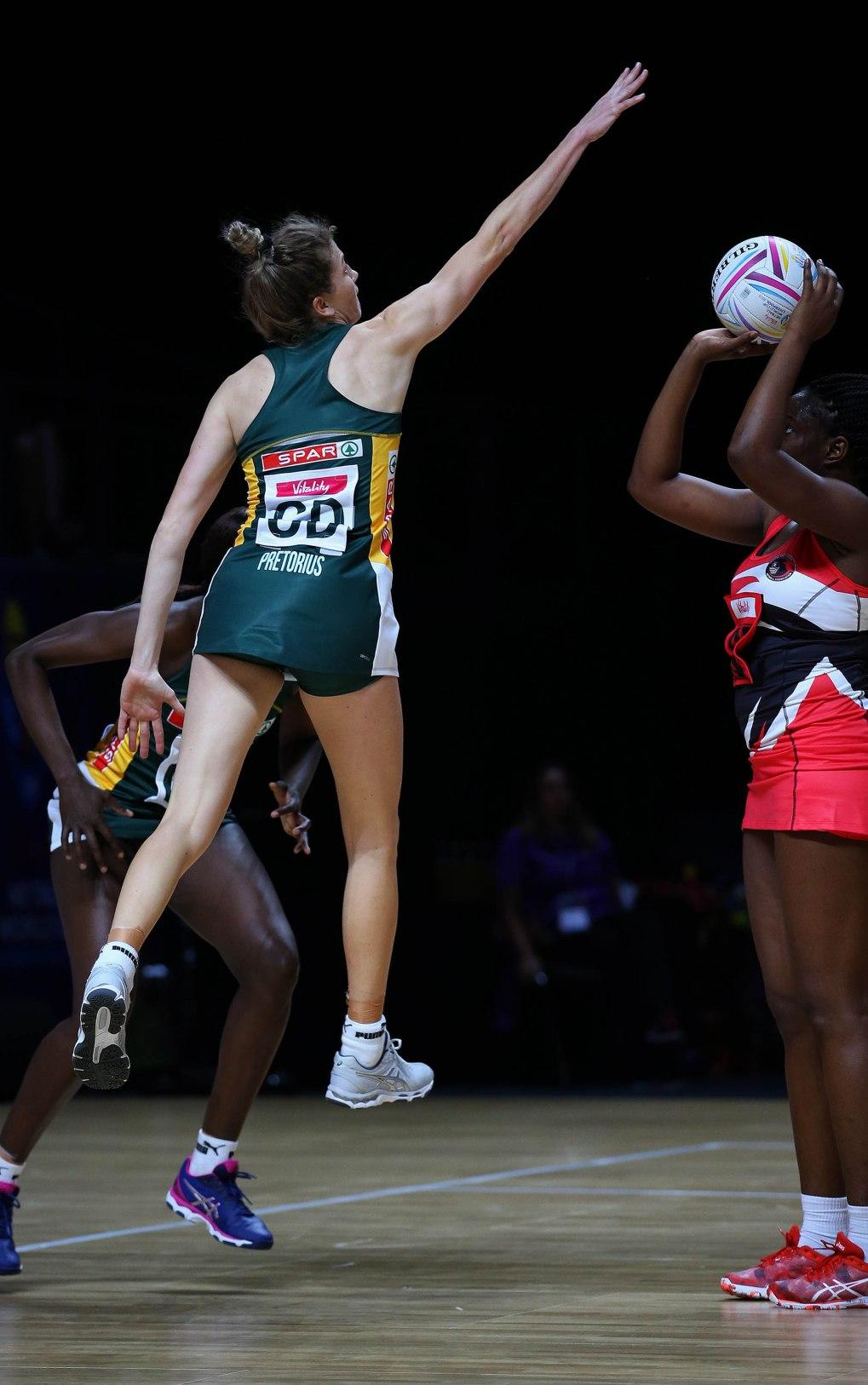 Vitality Netball World Cup: SPAR Proteas v Trinidad and Tobago